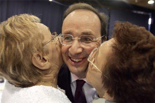 Hollande et les femmes
