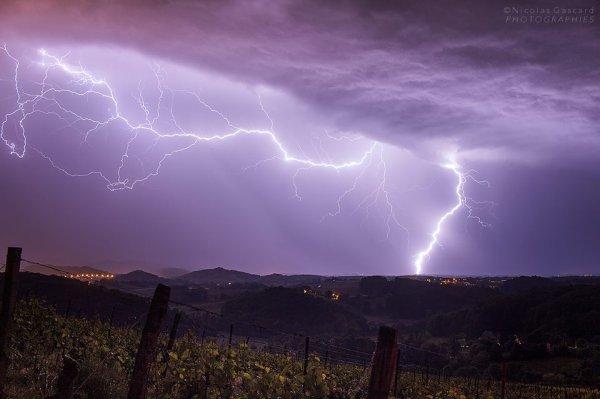 Nicolas Gascard et les orages (5/5)