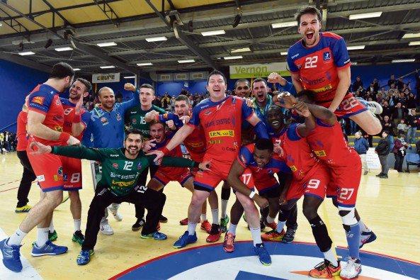 Handball - Coupe de France : le SM Vernon s'offre un nouvel exploit
