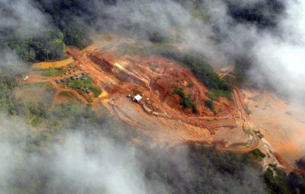 VIDEO. Guyane: La Montagne d'or, le méga-projet minier qui n'en vaut pas la chandelle ?