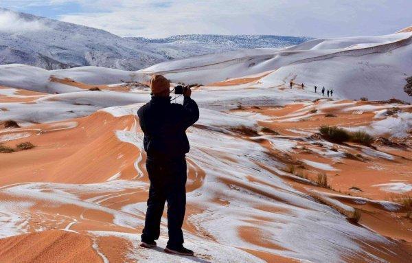 Afrique du Nord: Le désert du Sahara s'est agrandi de 10% en cent ans