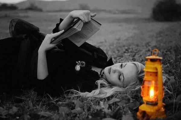Dans Chaque Livres, Je Decouvre Des Parcelles De Mon Ame.