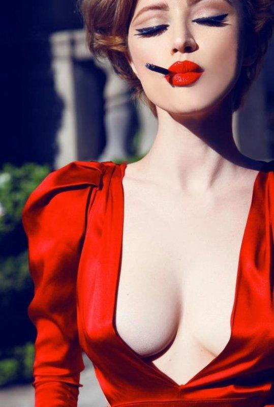 Le Rouge.
