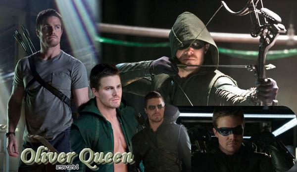 Présentation de Oliver Queen.