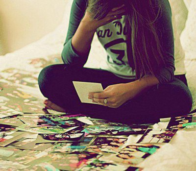 J'essaie de t'oublier mais je voudrais que l'on m'apprenne à oublier de penser.