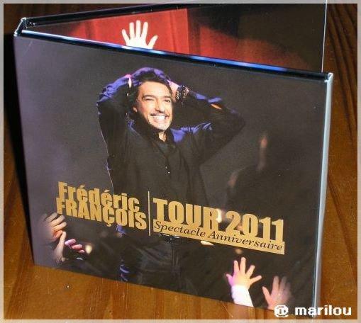 TOUR 2011 DE FREDO ( CD)
