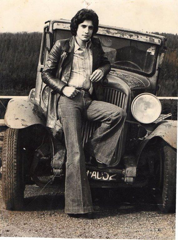 FREDO EN 1978
