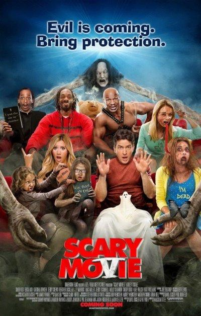 La Saga Scary Movie