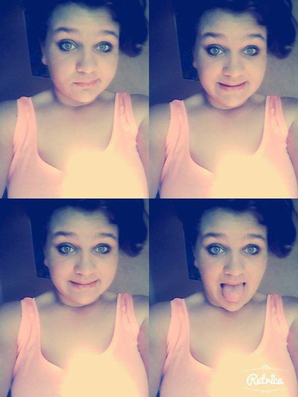 Malgré tout je garde le sourire ! :$♥