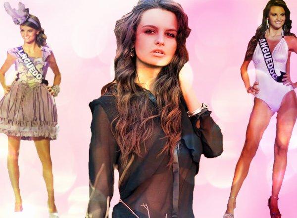 Interview d'Emmanuelle Fabre, Miss Languedoc 2012