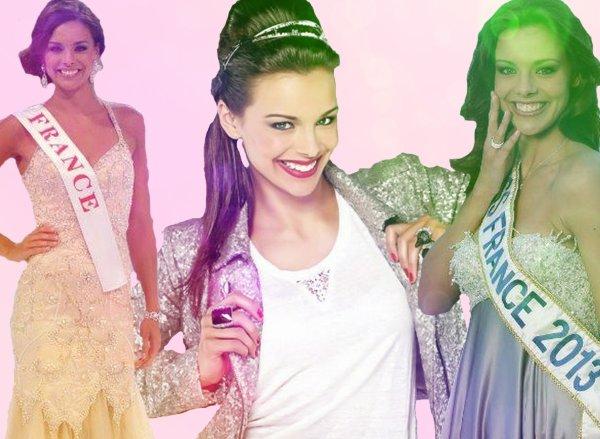 Interview de Marine Lorphelin, Miss Bourgogne 2012