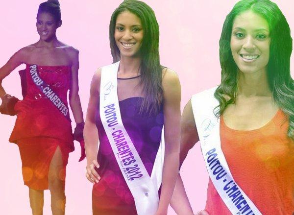 Interview de Typhanie Soulat, Miss Poitou-Charentes 2012