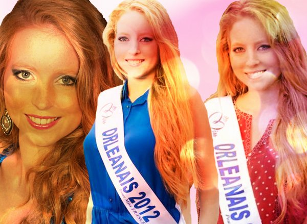 Interview de Joy Lartigue, Miss Orléanais 2012