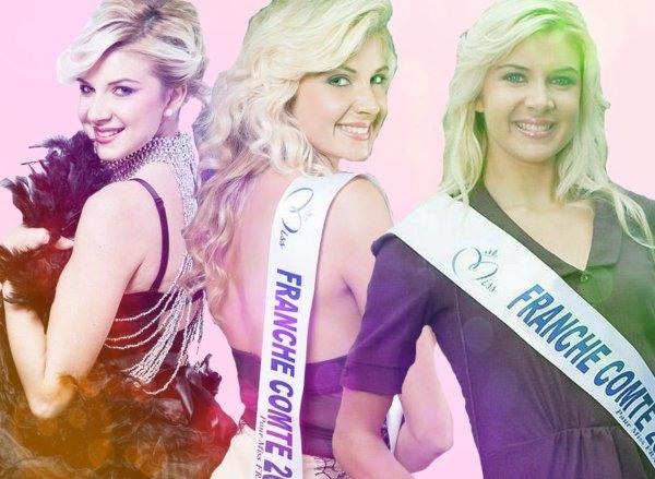 Interview de Charlène Michaut, Miss Franche-Comté 2012