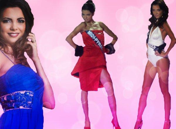 Interview de Célia Guermoudj, Miss Midi-Pyrénées 2012