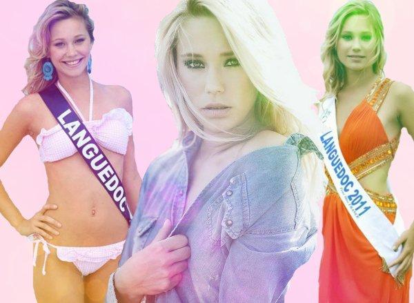 Interview d'Alison Cossenet, Miss Languedoc 2011 et 6ème dauphine de Miss France 2012
