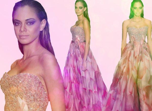 Hinarani de Longeaux, la Miss 2013 du blog.