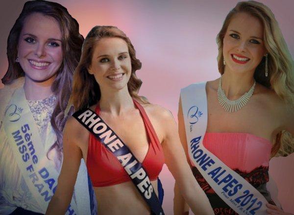 Interview de Julie Jacquot, Miss Rhône-Alpes 2012, 5eme dauphine de Miss France 2013 et 3eme dauphine du blog