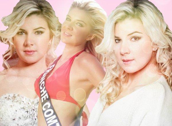 Interview de Charlène Michaut, Miss Franche Comté 2012
