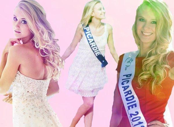 Interview d'Emilie Mika, Miss Picardie 2012, Prix de la sympathie et Prix du plus beau Sourire du blog