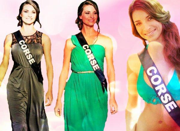 Interview de Cécilia Napoli, Miss Corse 2013
