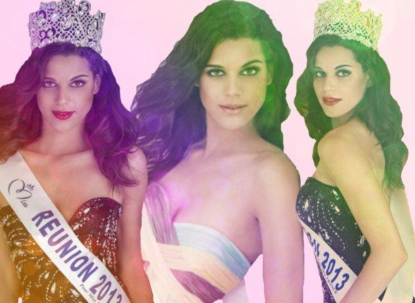 Interview de Vanille M'Doihoma, Miss Réunion 2013