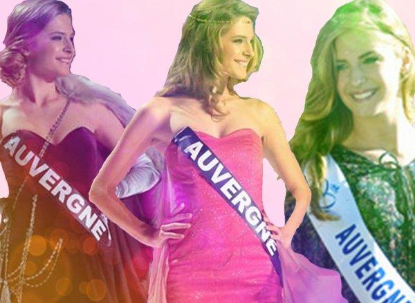 Interview de Camille Blond, Miss Auvergne 2013