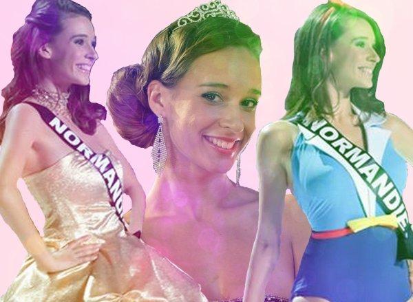 Interview d'Ophélie Genest, Miss Normandie 2013