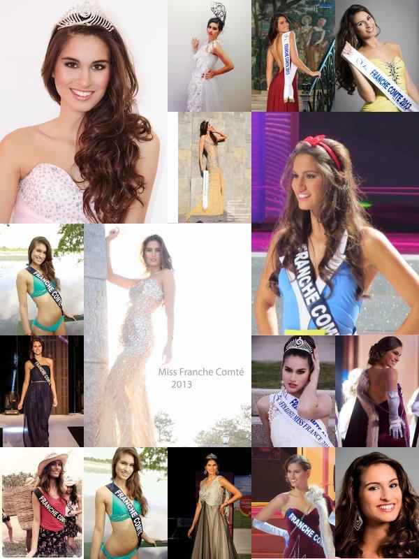Interview de Camille Duban, Miss Franche Comté 2013 Demi Finaliste à Miss France 2014