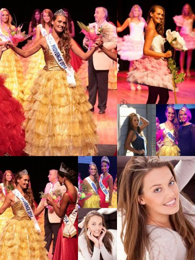 Interview d'Anne-Laure Fourmont, Miss Provence 2014