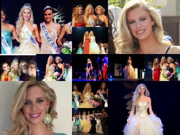Interview de Margaux Savarit, Miss Ile de France 2014