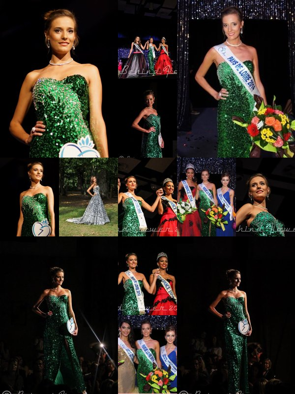 Interview de Flavy Facon, Miss Pays de Loire 2014