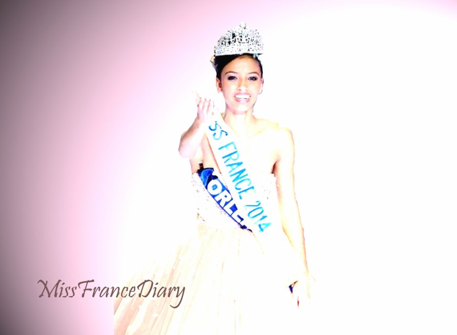 Miss France Diary