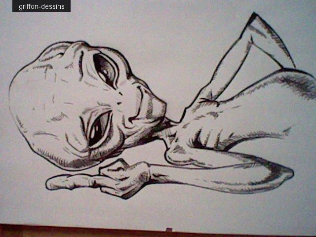 Dessins paul alien.