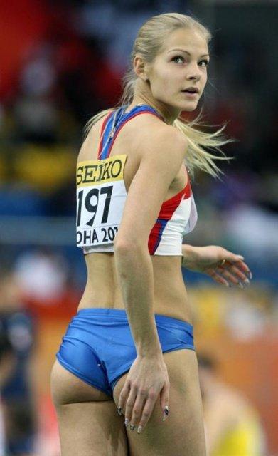 Darya Klishina (1991)