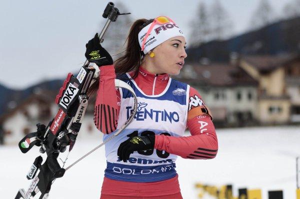 Dorothea Wierer (1990)