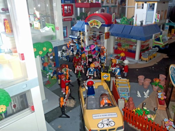 Playmobil Centre Ville
