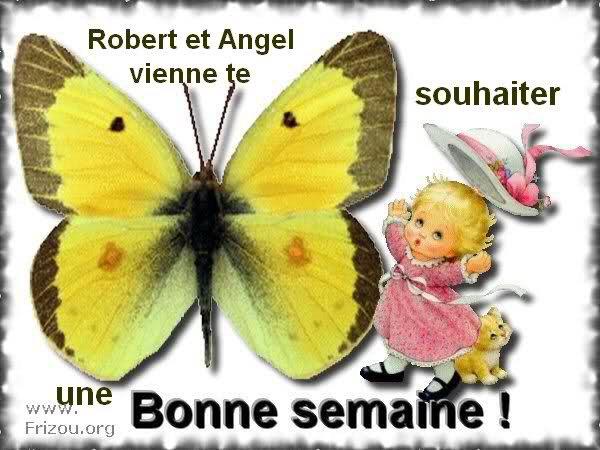 Coucou ... c'est sur cette magnifique créa de mes amis Robert & Angel que je vous souhaite une magnifique semaine, gros bisous à tous et un énorme à mes amis . ESTELLE