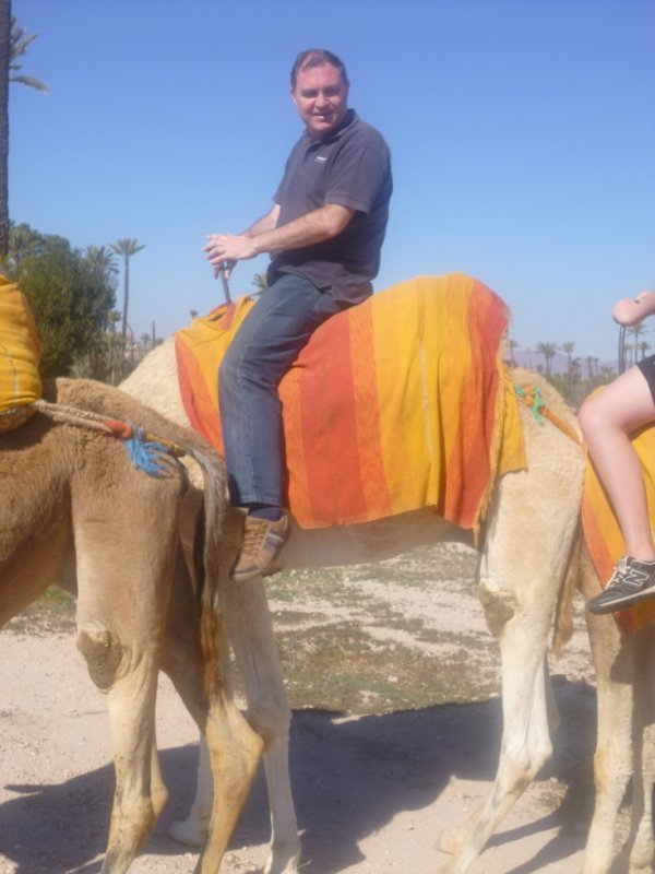 Camel Trophy Maroc