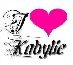 kabyle et fiere de l'etre