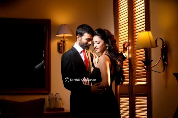 Photoshoot Dhanush - Shruthi  By Karthik Srinivasan (1)