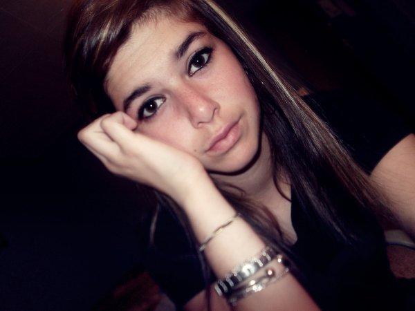 Je ne te pardonnerais jamais de m'avoir laissé, crois moi.