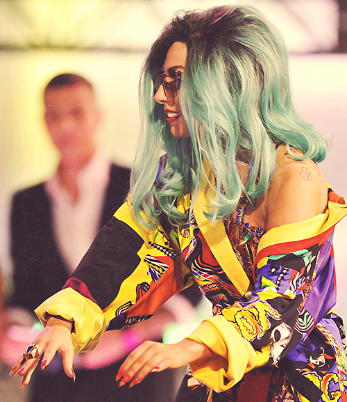 The Mother Monster♥