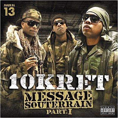 10.KRET MESSAGE SOUTERRAIN PART.1 DANS LES BACS