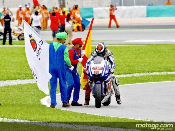 championnat du monde moto gp 2010!!!