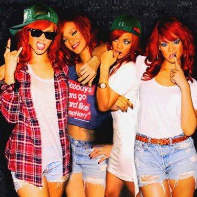 Rihanna Photos .