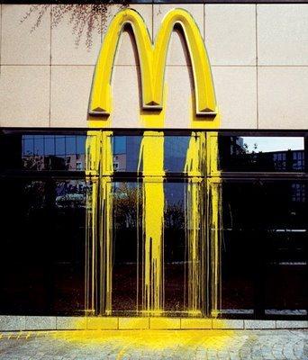 McDonald par ZEVS