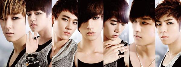 U-kiss mon groupe preferer en kpop