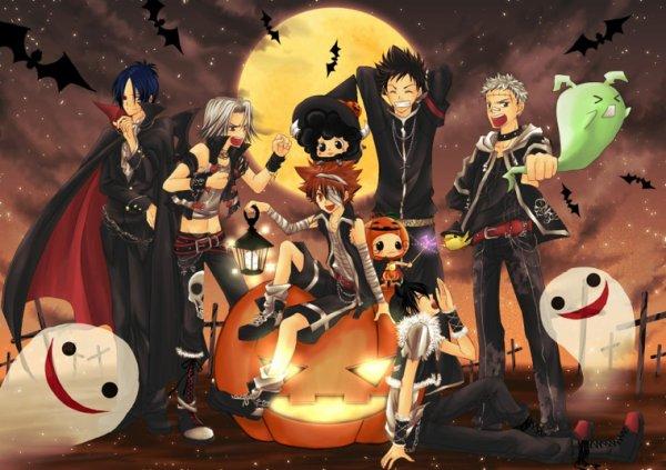 Joyeux halloween mina-san ^-^