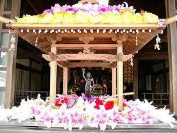 le 8 Avril au Japon ........................................................lorsque nous on fêtes Pâques?